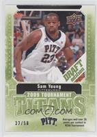 Sam Young /50