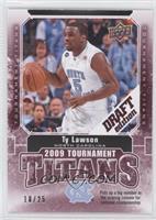 Ty Lawson /25