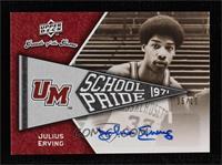 Julius Erving #/10