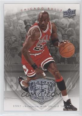 2009-10 Upper Deck Jordan Legacy - [Base] #30 - Michael Jordan