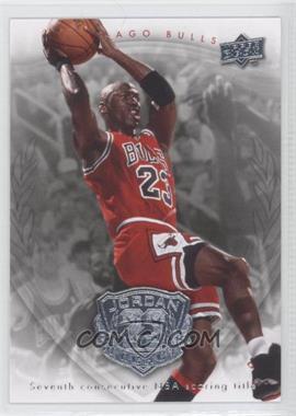 2009-10 Upper Deck Jordan Legacy - [Base] #35 - Michael Jordan
