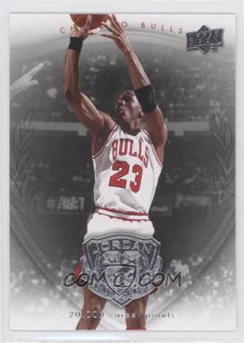 2009-10 Upper Deck Jordan Legacy - [Base] #36 - Michael Jordan