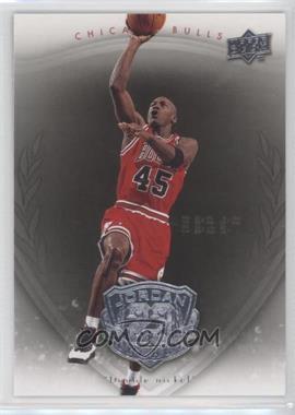 2009-10 Upper Deck Jordan Legacy - [Base] #38 - Michael Jordan