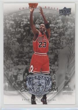 2009-10 Upper Deck Jordan Legacy - [Base] #48 - Michael Jordan