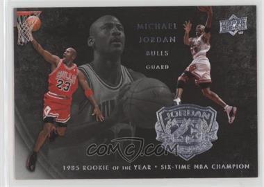2009-10 Upper Deck Jordan Legacy - [Base] #50 - Michael Jordan