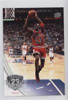 Michael Jordan Third Pick