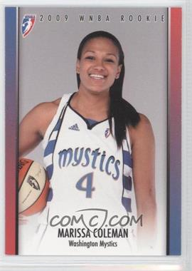 2009 Rittenhouse WNBA - Rookies #RC2 - Marissa Coleman /499