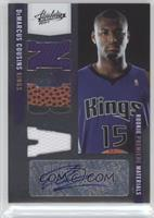 Rookie Premiere Materials NBA Signatures - DeMarcus Cousins /499