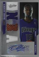 Rookie Premiere Materials NBA Signatures - DeMarcus Cousins [Noted] #/499