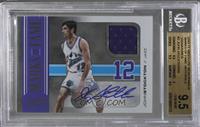 John Stockton [BGS 9.5 GEM MINT] #/10