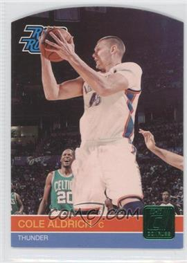 2010-11 Donruss - [Base] - Emerald Die-Cut #238 - Cole Aldrich