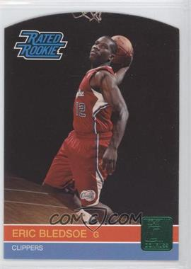 2010-11 Donruss - [Base] - Emerald Die-Cut #245 - Eric Bledsoe