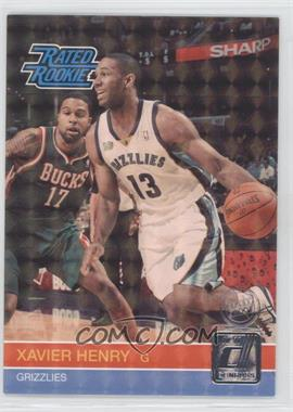 2010-11 Donruss - [Base] - Press Proof #239 - Xavier Henry /100