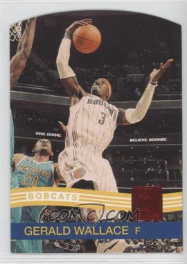 2010-11 Donruss - [Base] - Ruby Die-Cut #157 - Gerald Wallace /25