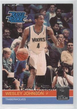 2010-11 Donruss - [Base] #231 - Wesley Johnson