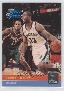 2010-11 Donruss - [Base] #239 - Xavier Henry
