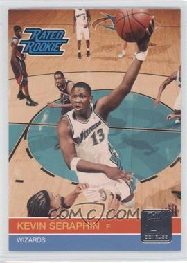2010-11 Donruss - [Base] #244 - Kevin Seraphin