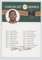 Checklist - Kevin Durant