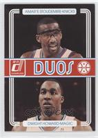Amare Stoudemire, Dwight Howard