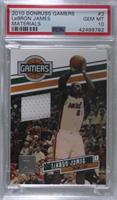 Lebron James [PSA 10 GEM MT] #/299