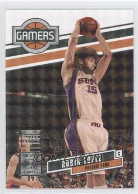 2010-11 Donruss - Gamers - Press Proof #7 - Robin Lopez /100