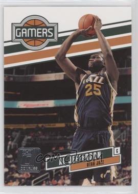 2010-11 Donruss - Gamers #10 - Al Jefferson /999