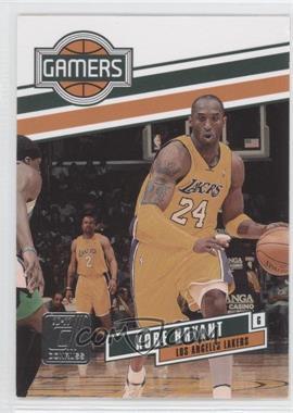 2010-11 Donruss - Gamers #2 - Kobe Bryant /999