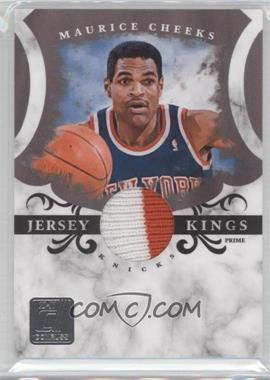 2010-11 Donruss - Jersey Kings - Materials Prime [Memorabilia] #13 - Maurice Cheeks /49