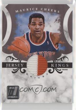 2010-11 Donruss - Jersey Kings - Materials Prime [Memorabilia] #13 - Maurice Cheeks /49