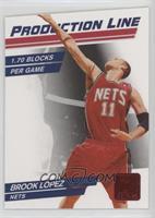 Brook Lopez /25