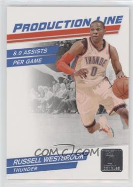2010-11 Donruss - Production Line #48 - Russell Westbrook /999