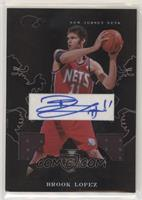 Brook Lopez [EX to NM] #/25