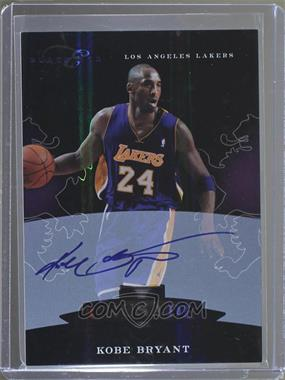 2010-11 Elite Black Box - Crusade - Signatures [Autographed] #24 - Kobe Bryant /149
