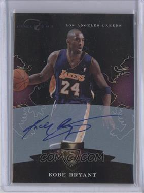 2010-11 Elite Black Box - Crusade - Signatures [Autographed] #24 - Kobe Bryant /149