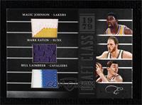 Bill Laimbeer, Magic Johnson, Mark Eaton #79/149