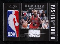 Dennis Rodman, Kevin Love #/99