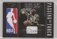 Kevin Durant, Shawn Kemp [EX to NM] #/99