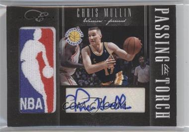 2010-11 Elite Black Box - Passing the Torch - Signatures [Autographed] #9 - Chris Mullin, David Lee /149