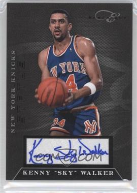 "2010-11 Elite Black Box - Status - Signatures [Autographed] #190 - Kenny ""Sky"" Walker /99"