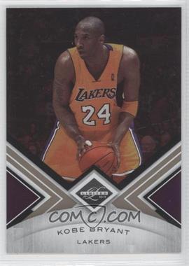 2010-11 Limited - [Base] #93 - Kobe Bryant /199