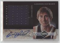 Gordon Hayward #/99