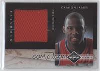 Damion James #/99