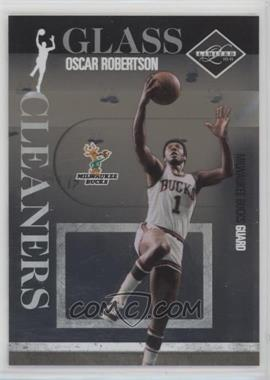 2010-11 Limited - Glass Cleaners #9 - Oscar Robertson /149