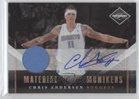 Chris Andersen /49