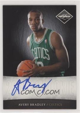 2010-11 Limited - Next Day Autographs - [Autographed] #32 - Avery Bradley /99