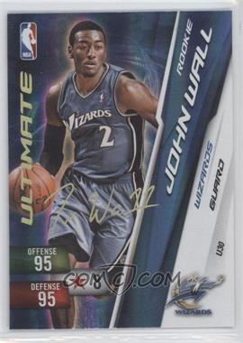 2010-11 Panini Adrenalyn XL - Ultimate #U30 - John Wall