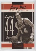 Legends - Jerry West #/999