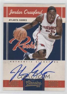 2010-11 Panini Classics - [Base] #151 - Jordan Crawford /699