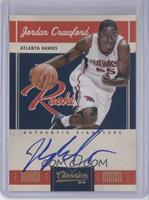 Rookie Signatures - Jordan Crawford #/699