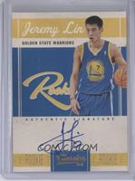 Rookie Signatures - Jeremy Lin #/699